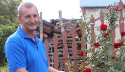 Jámbor László, a kertész